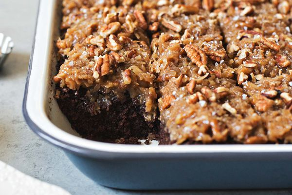 Best German Chocolate Cake Recipe