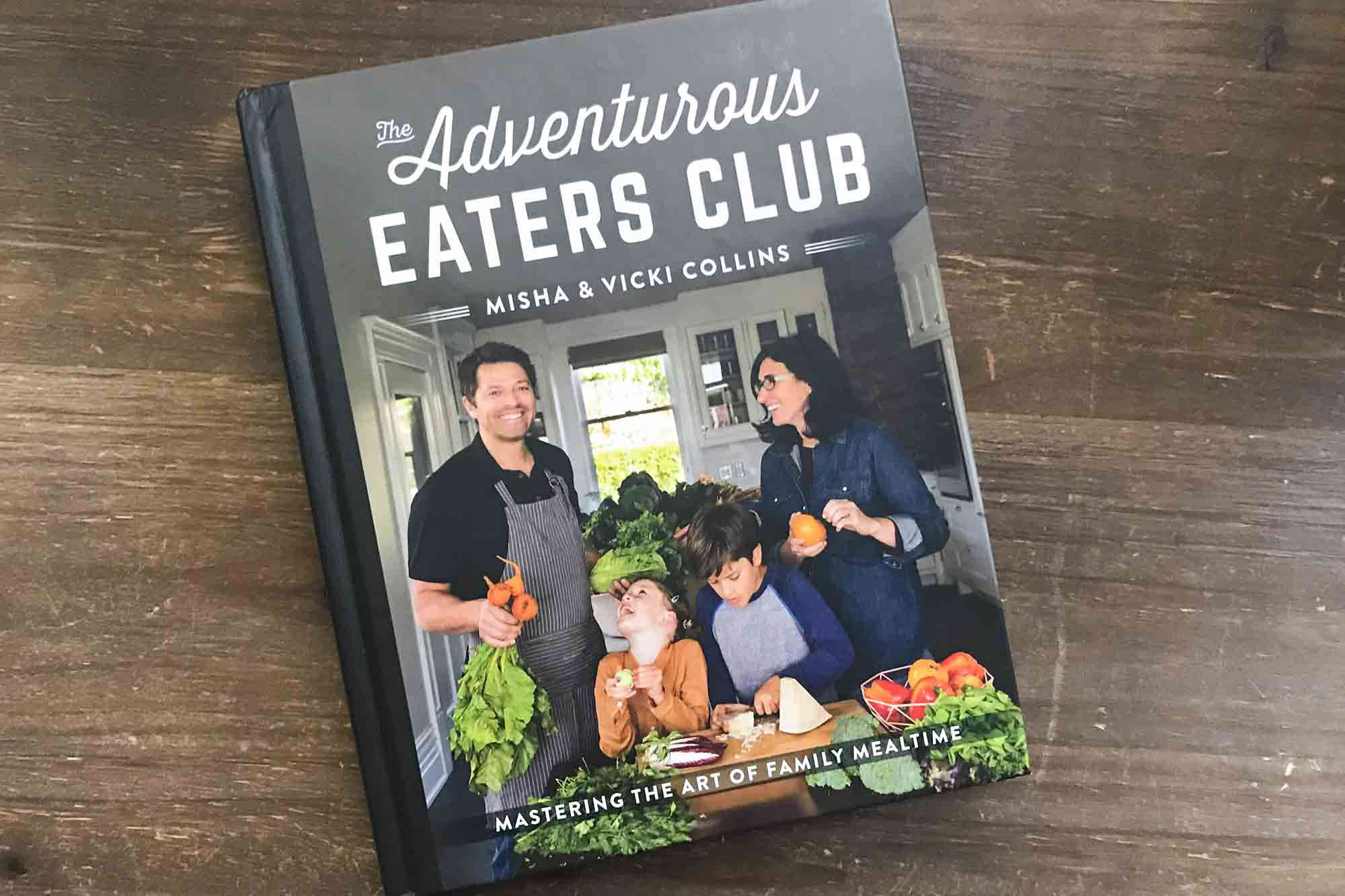 Adventurous Eaters Club Cover Image