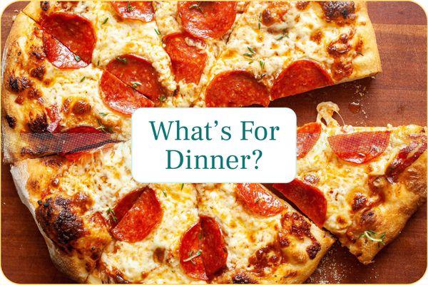 September Meal Plan Week 2