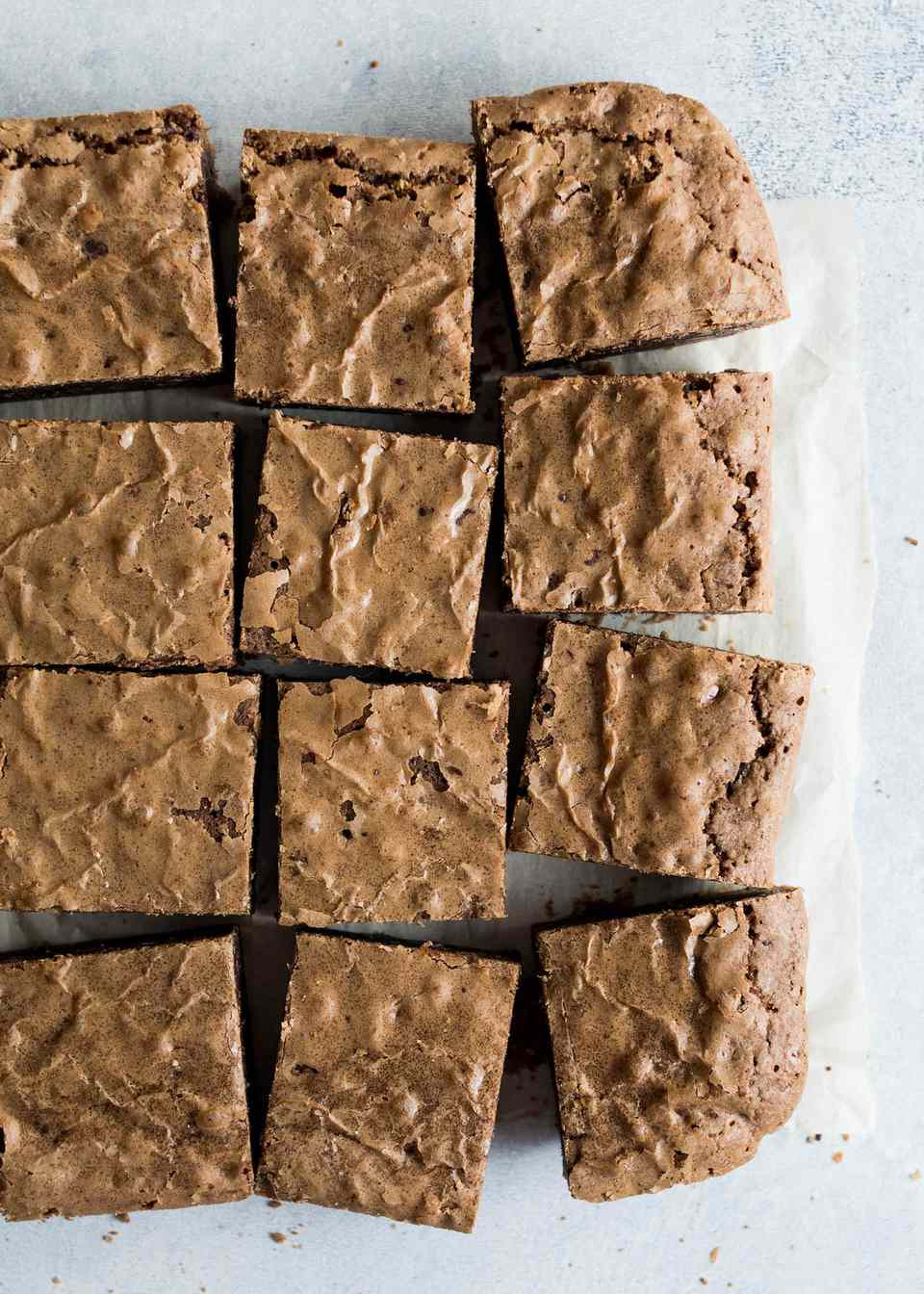 Fudgy Brownie Bites