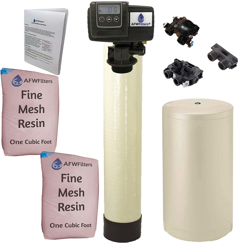 fleck-pro-iron-2-water-softener-system