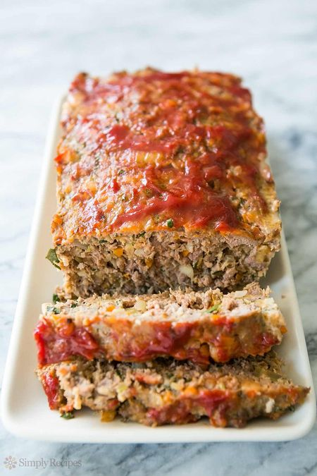 Classic Meatloaf Best Ever