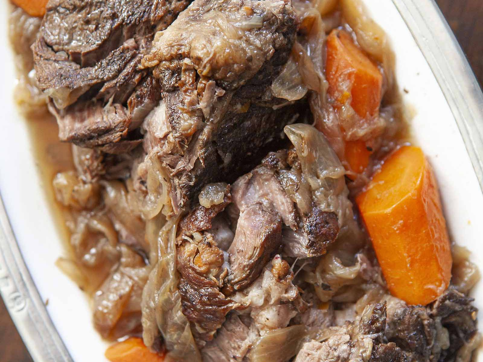 Best Pot Roast Recipe Chuck Roast
