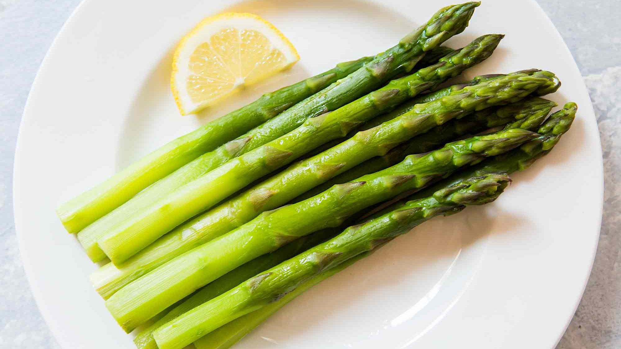 The Best Way To Boil Asparagus Recipe
