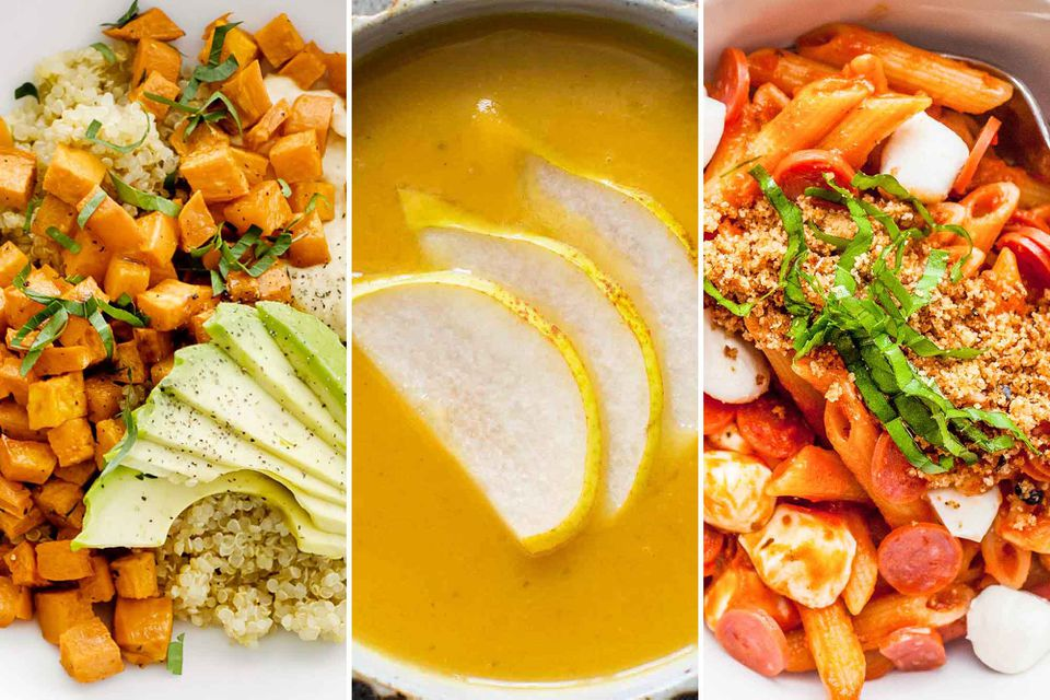 Meal Plan for December Week 3