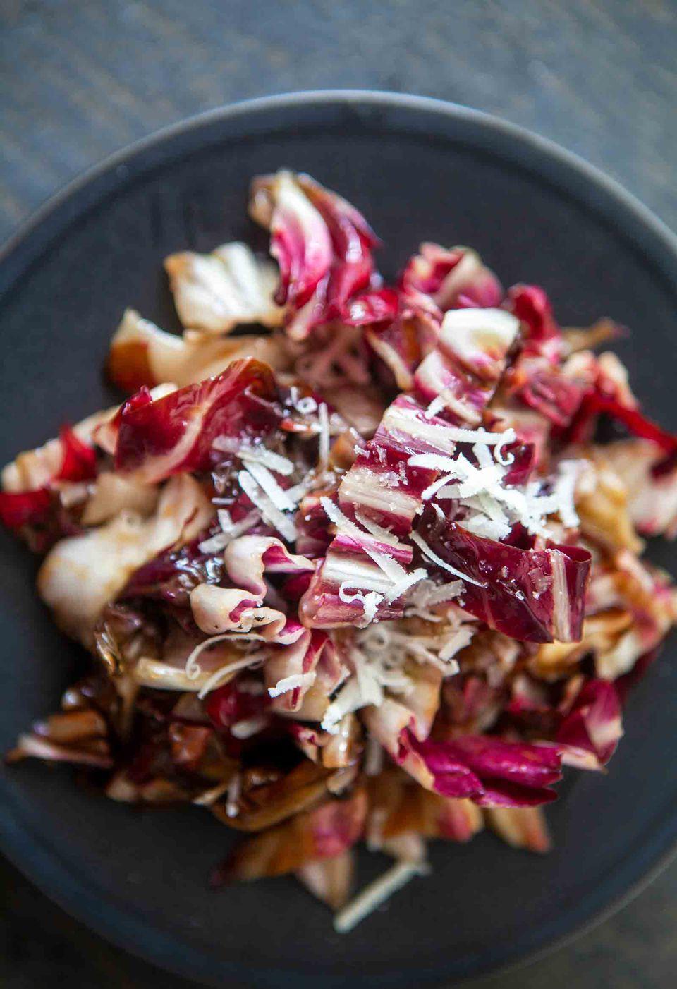 Grilled Radicchio Salad