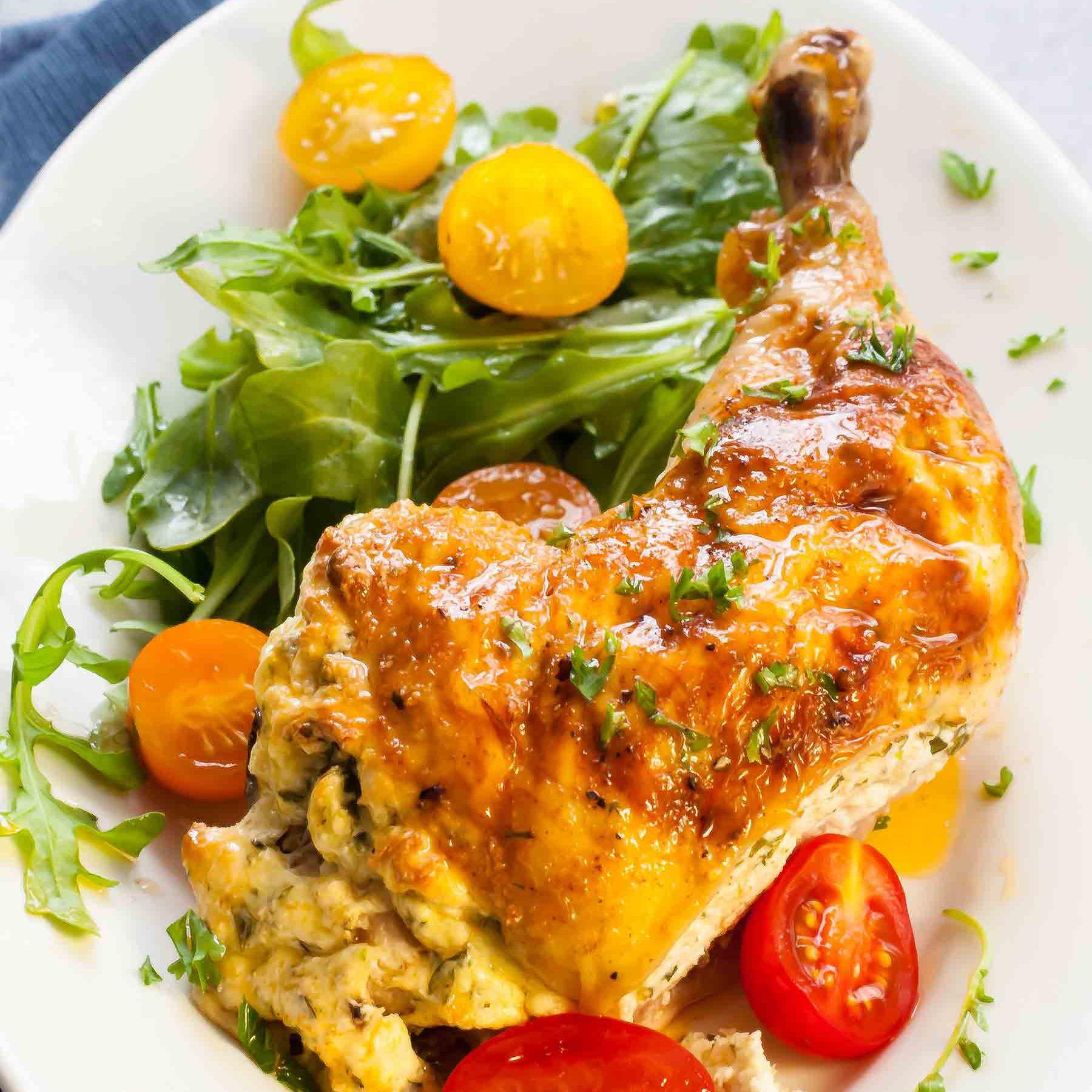 Ricotta Stuffed Chicken Recipe