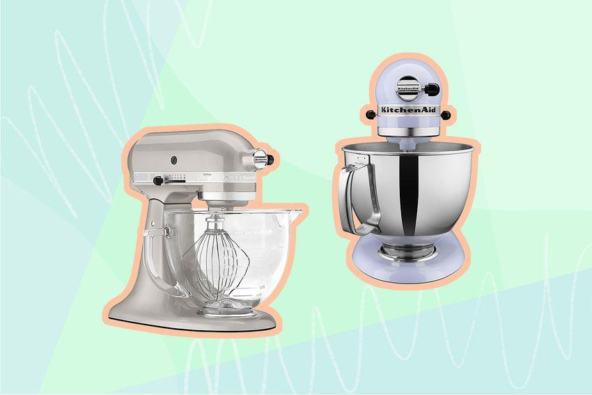 Best KitchenAid Mixers - Simply Recipes