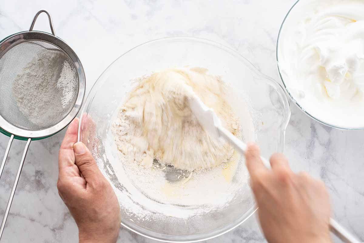 Authentic Tres Leches Cake Recipe add the sugar