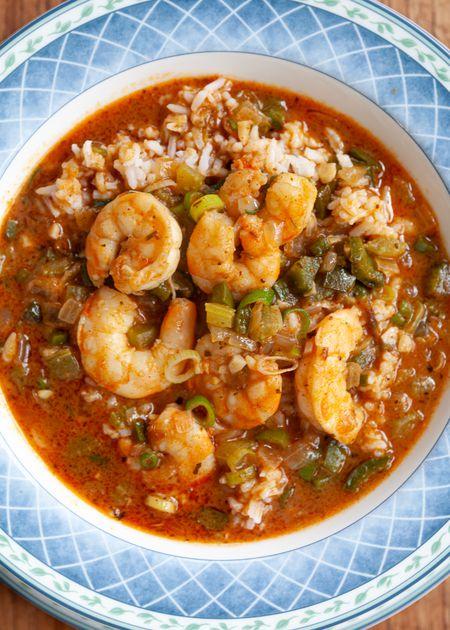 Shrimp Etouffee Classic Cajun Recipe