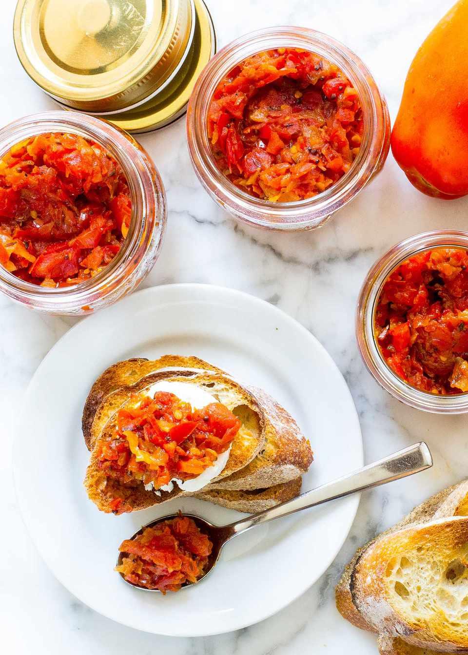 Tomatoe Jam Recipe