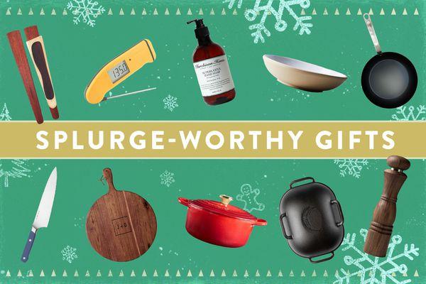 splurge-worthy home cook gifts