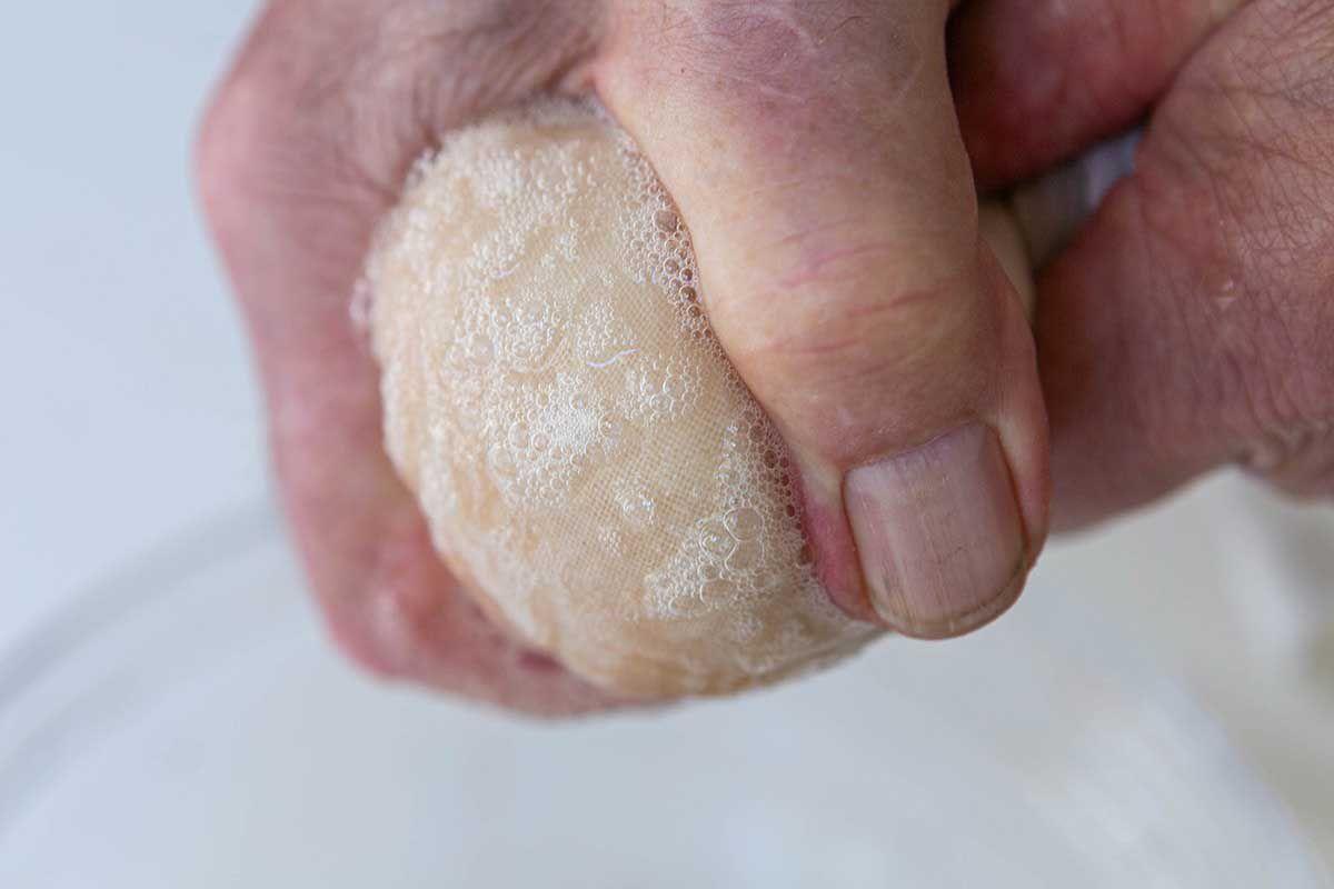 Crispy Hash Brown Recipe close up of potatoes