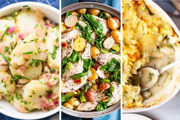 10 Ways to Use Up a Bunch of Potatoes