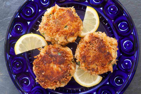 Crab cake recipe