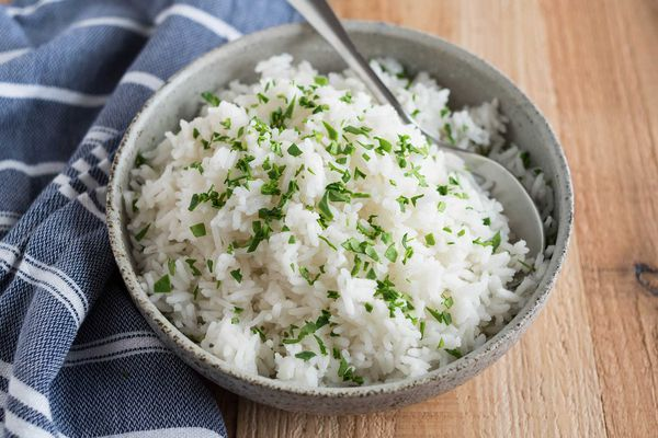 How to Make Rice Without a Recipe