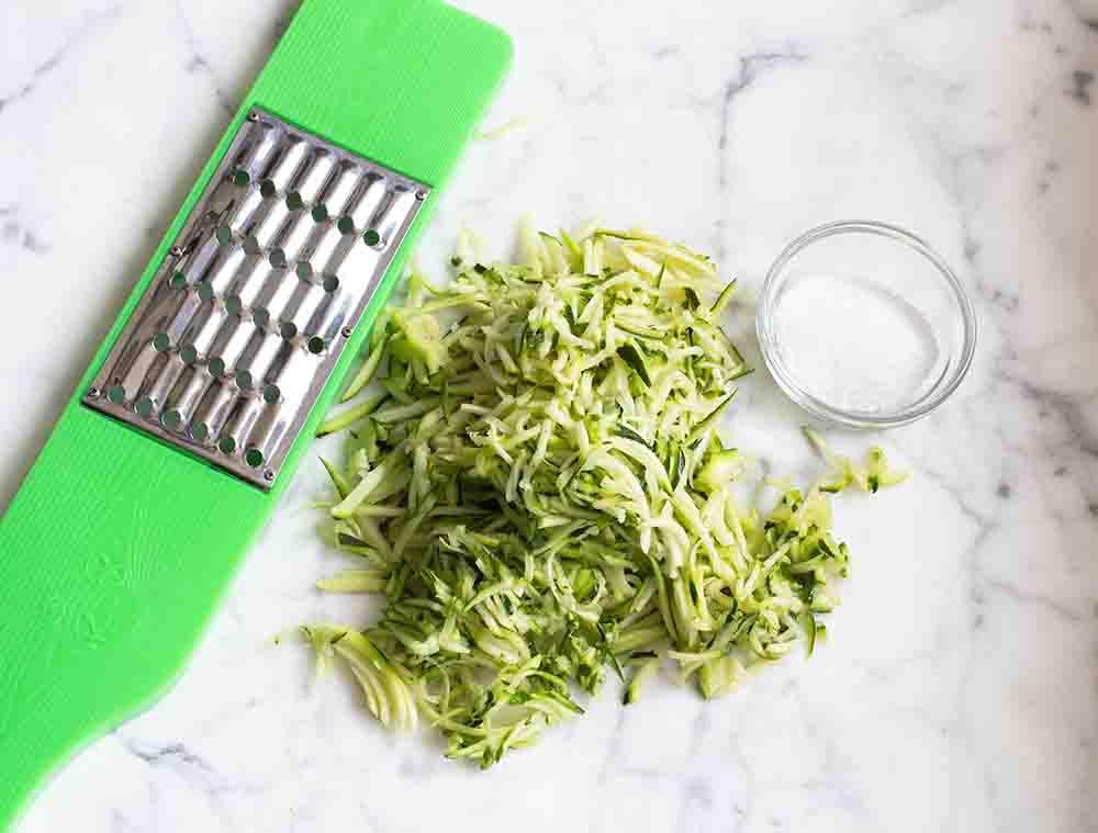 Zucchini Feta Frittata