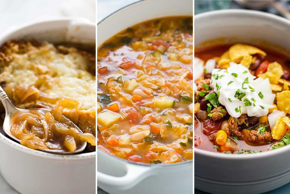 11 Soups for Fall