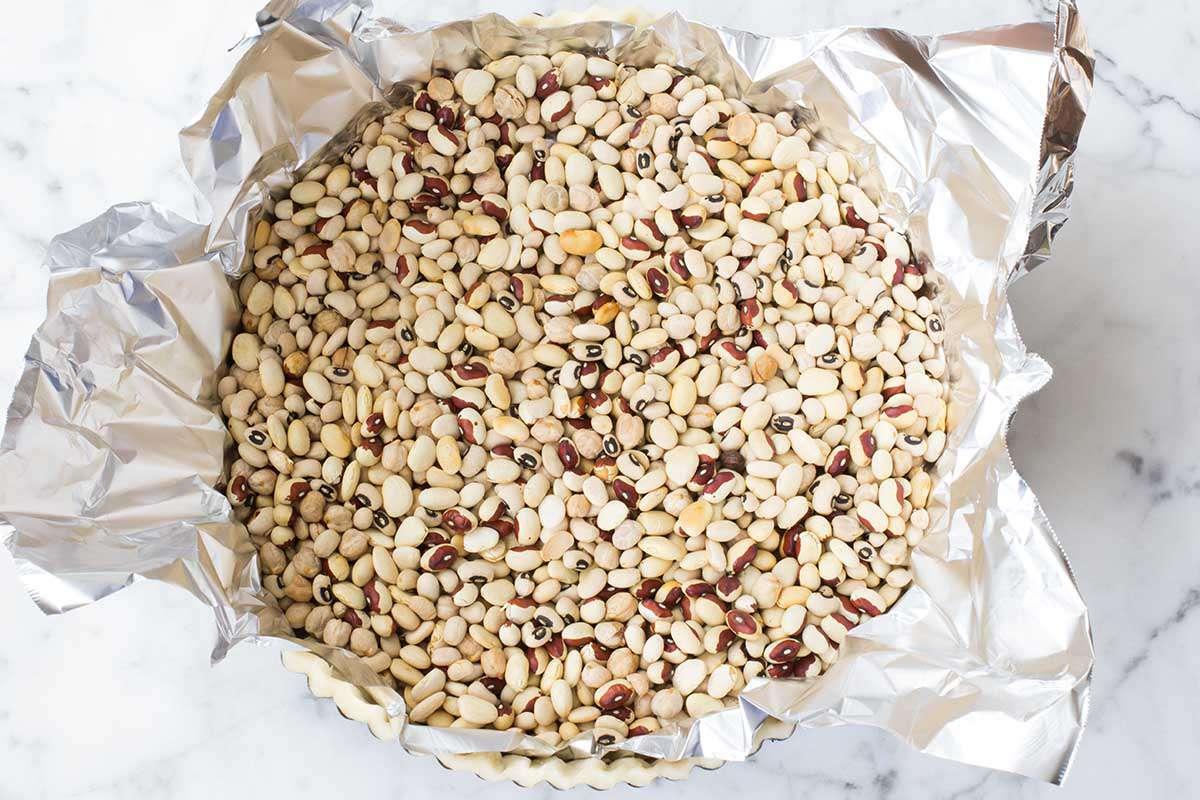 Chocolate Pecan Tart
