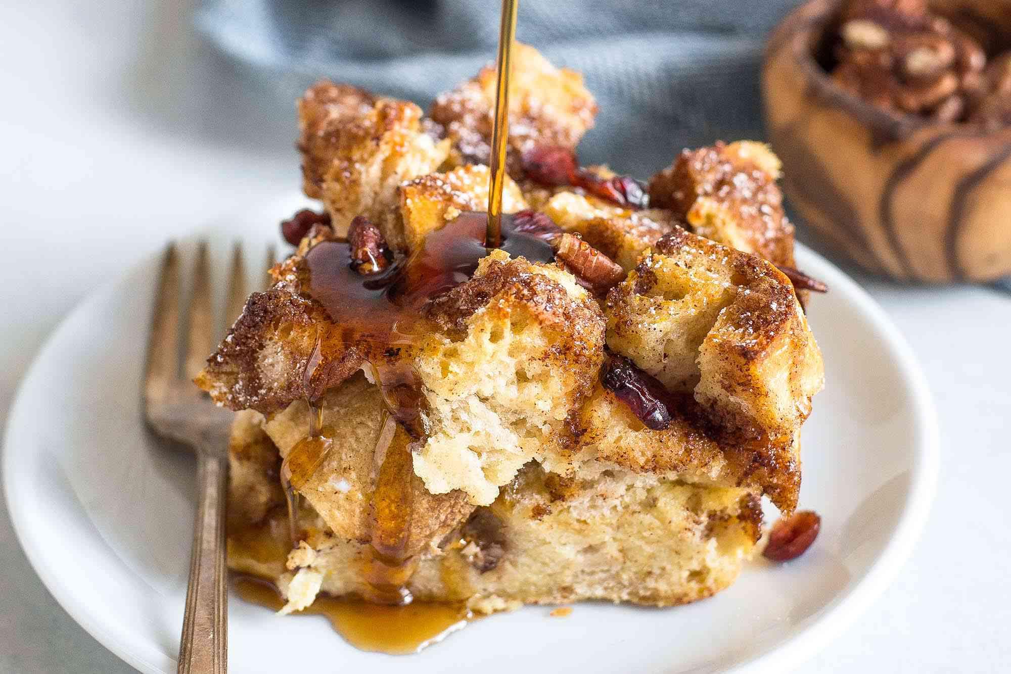 Make Ahead French Toast Casserole
