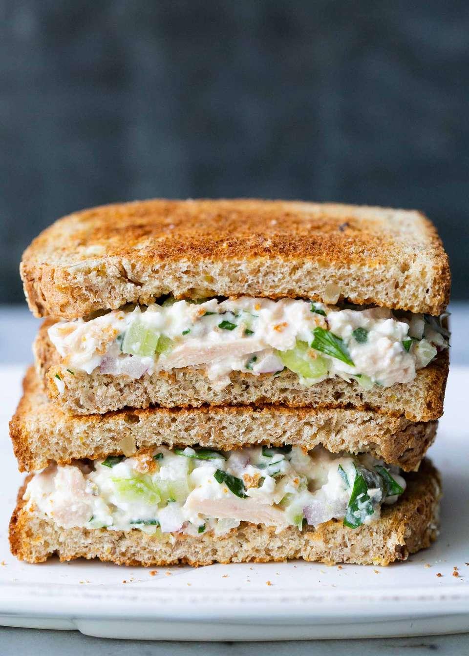 4 Great Add-ins for Tuna Salad