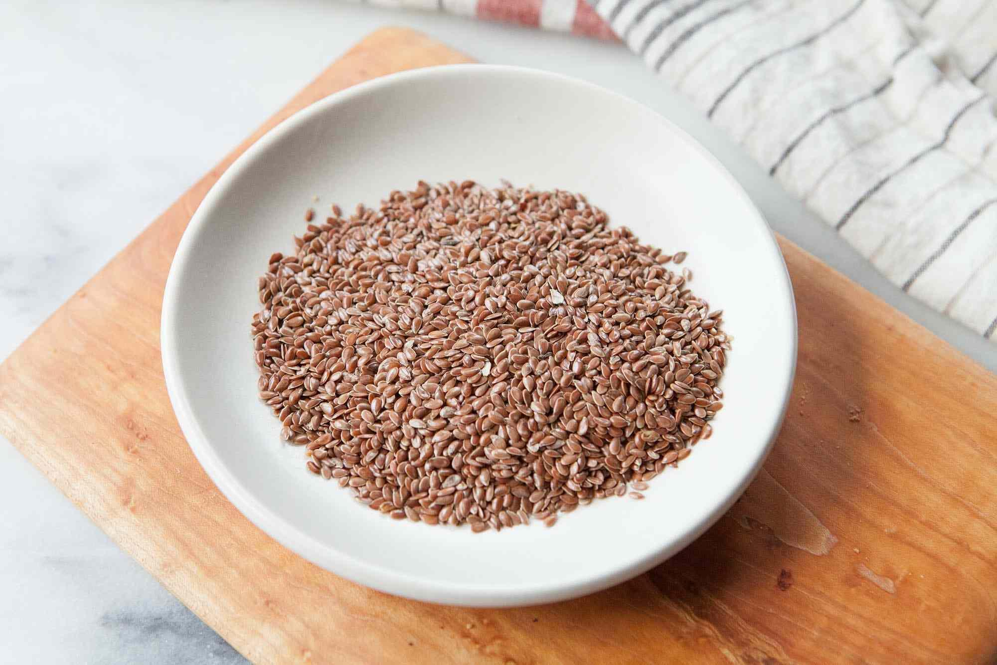 Flax seed egg