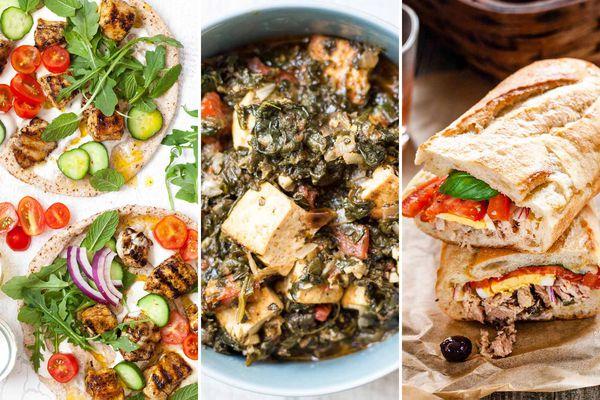 Simply Recipes Meal Plan Week 4