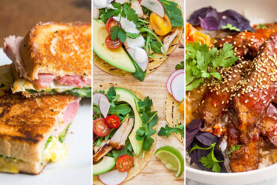 July Week 1 Meal Plan