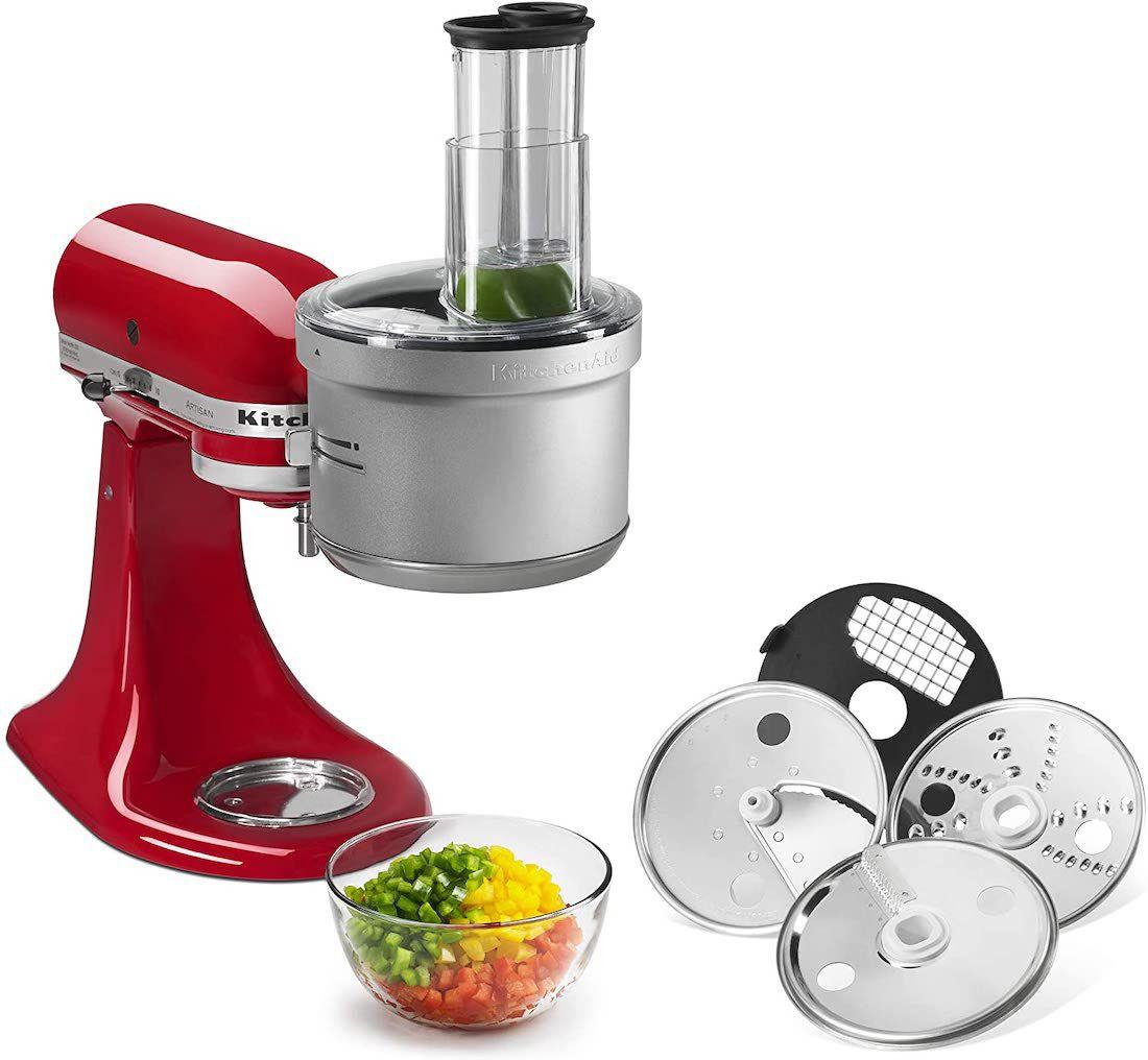 KitchenAid Food Processor with Dicing Kit