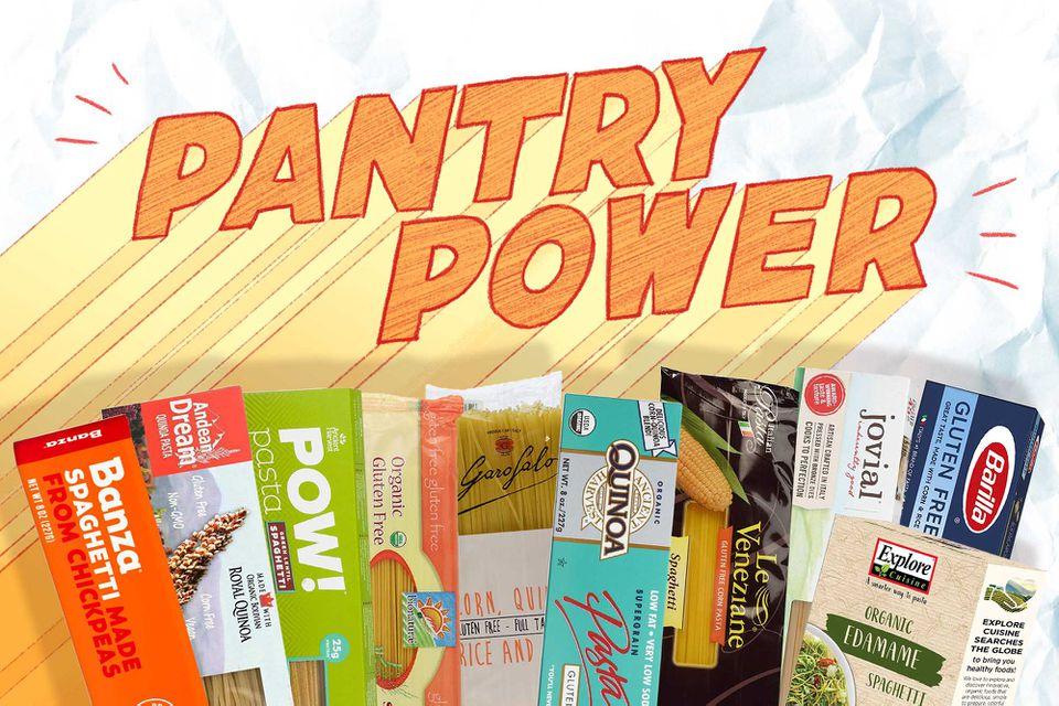 Pantry Power best gluten-free pasta