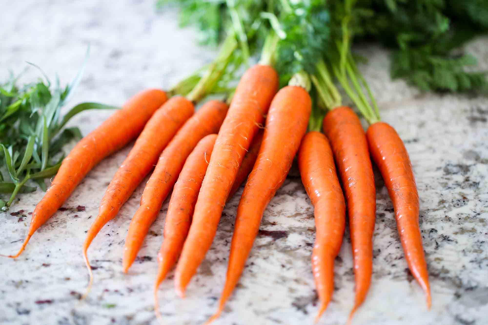 Sous Vide Carrots Recipe