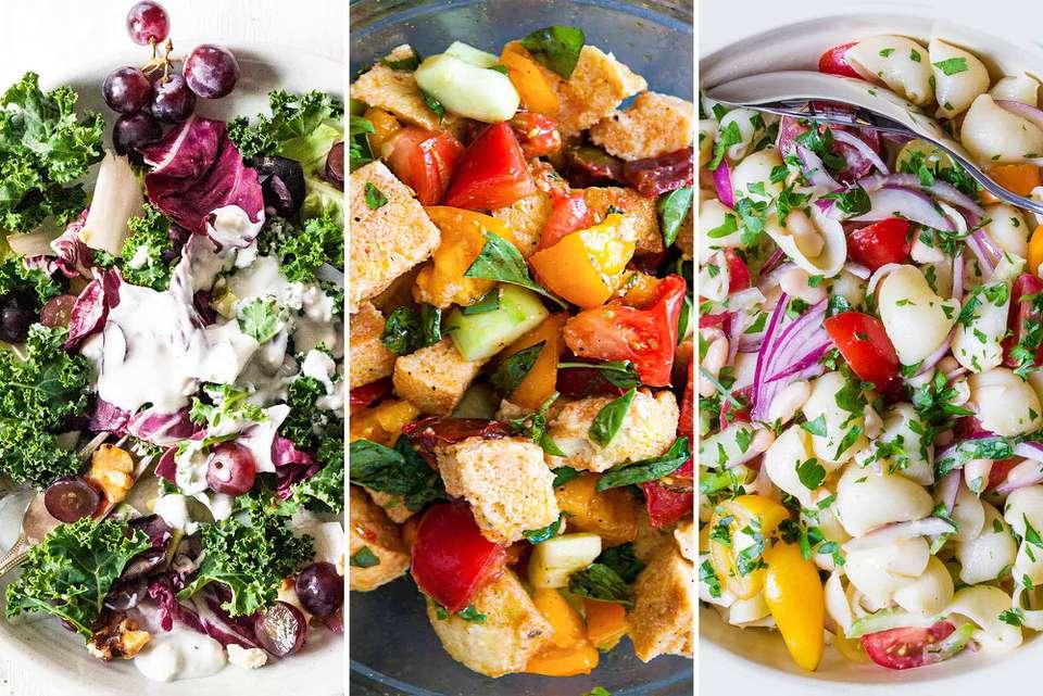10 Best Side Salads for Summer