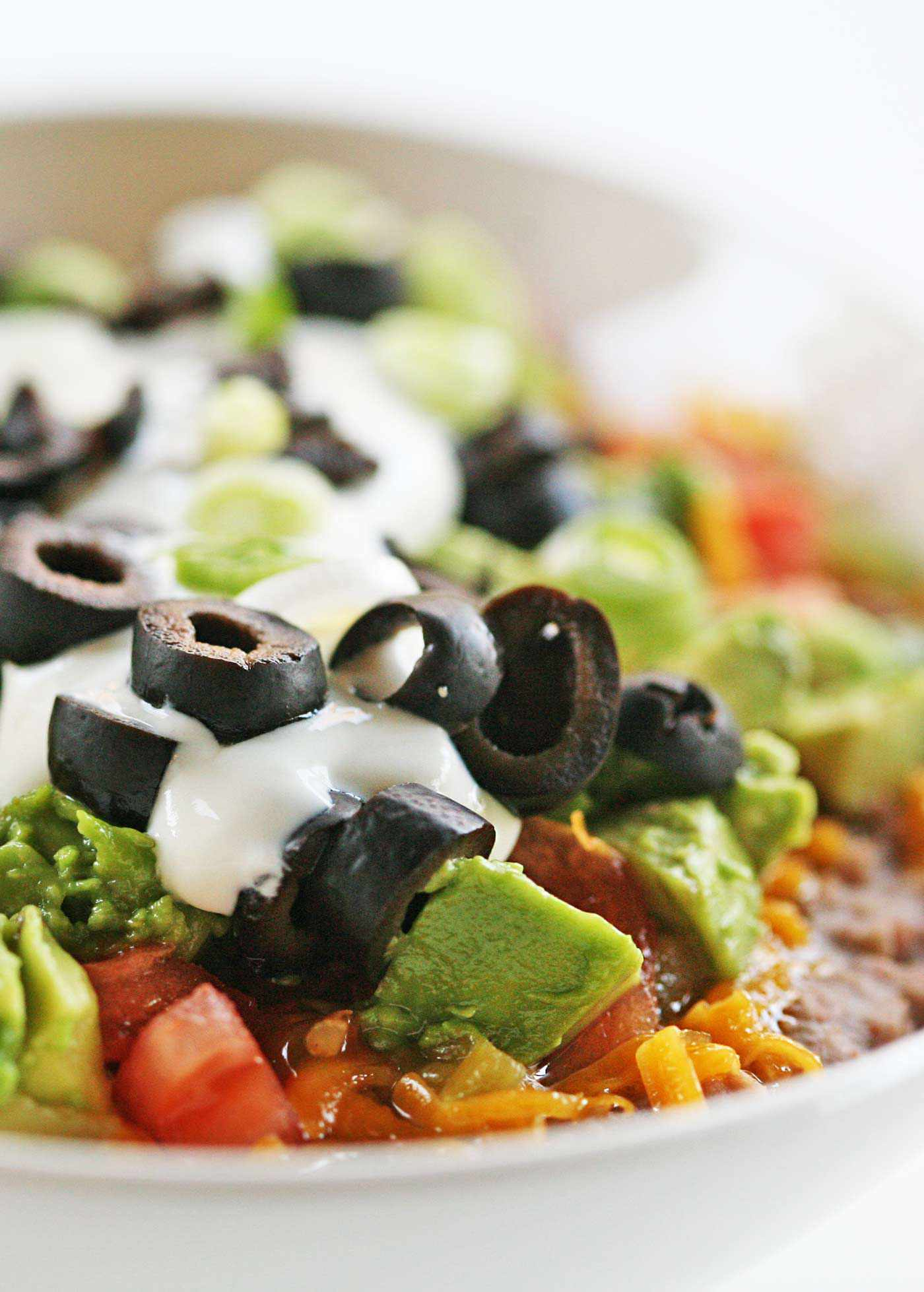 7 Layer Bean Dip | Simply Recipes