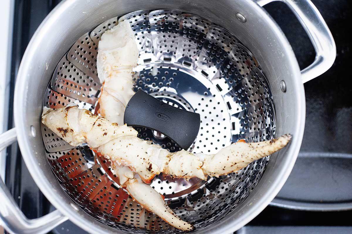 Classic King Crab Recipe