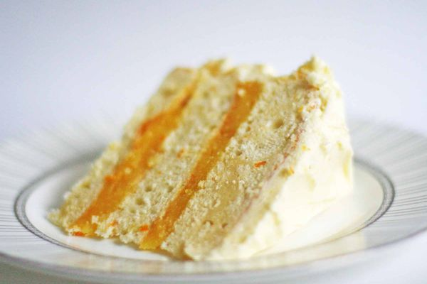 Triple Layer White Cake