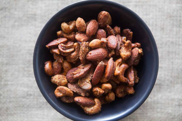 Chipotle Lime Mixed Nuts