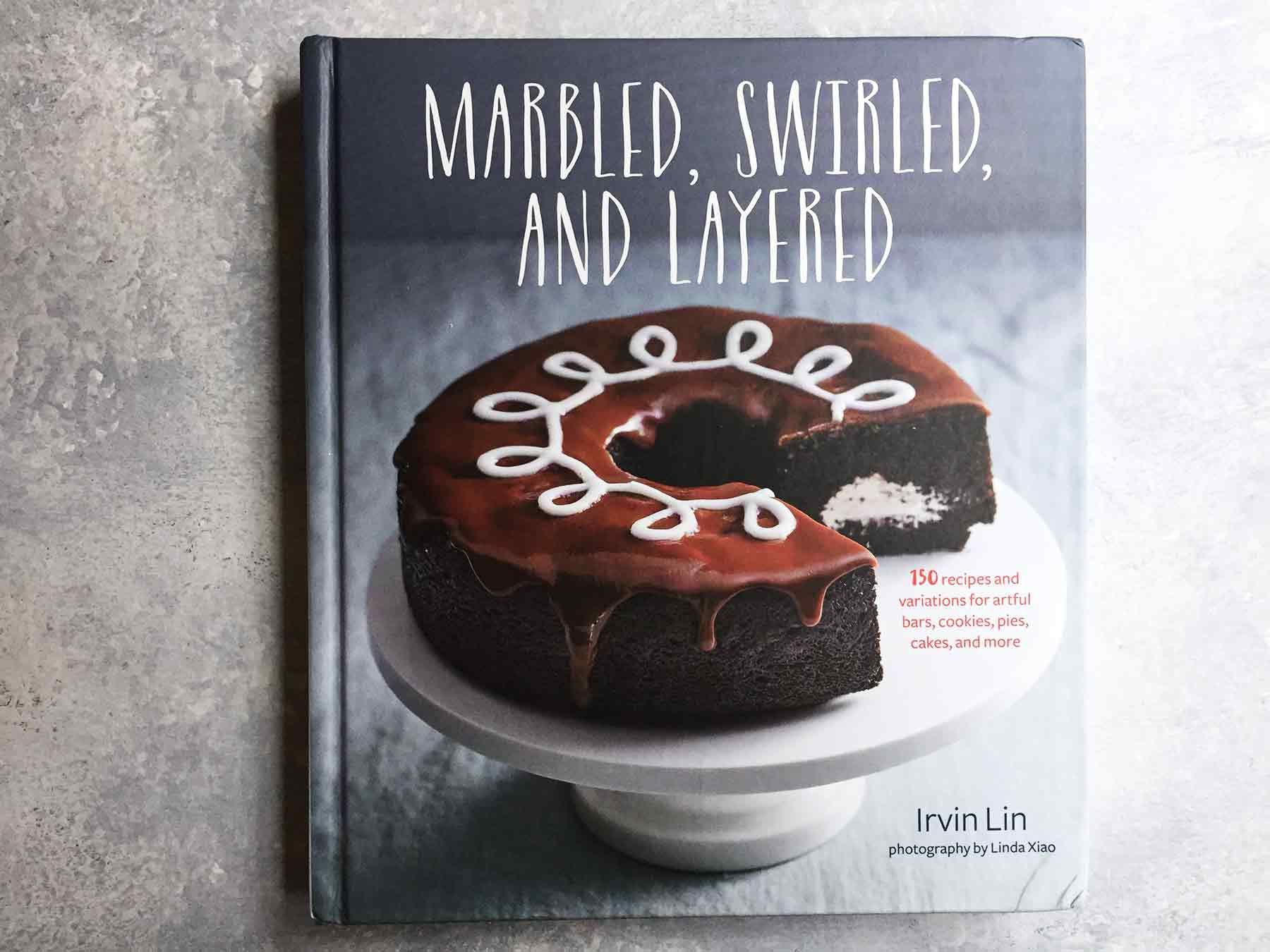Marbled Swirled Layered