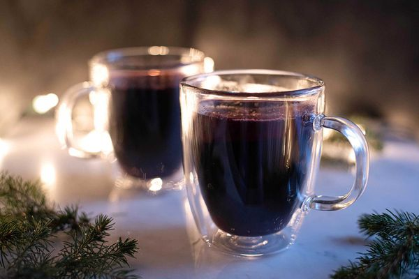 spiced mulled wine recipe for christmas