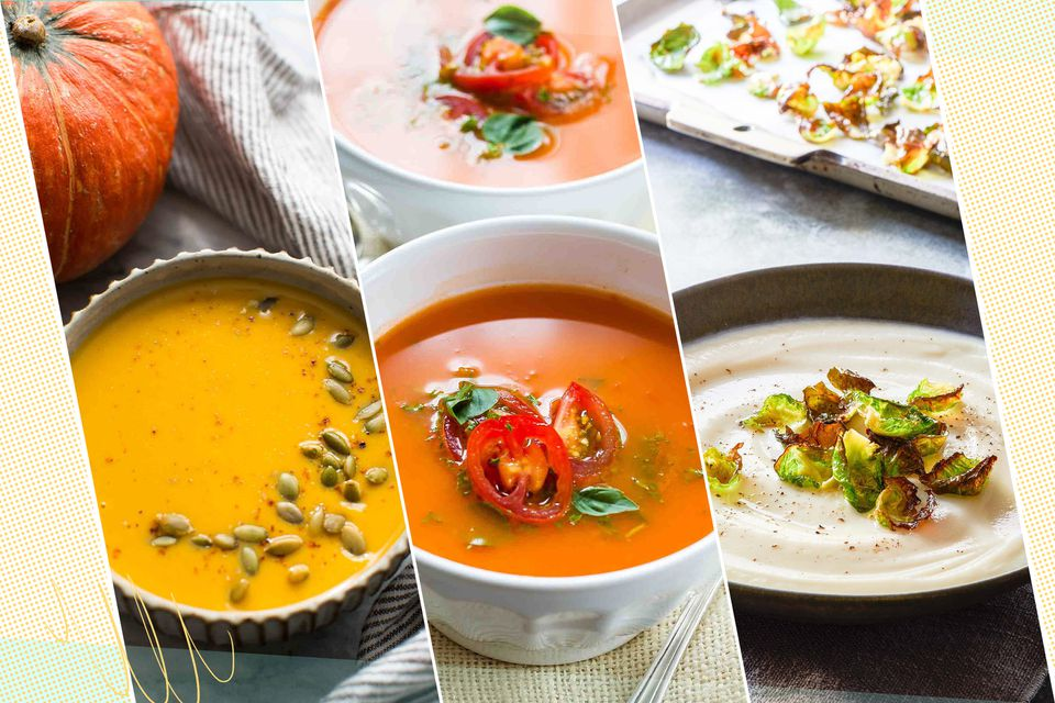 16 Creamy Soup Recipes to Cozy Up with This Fall