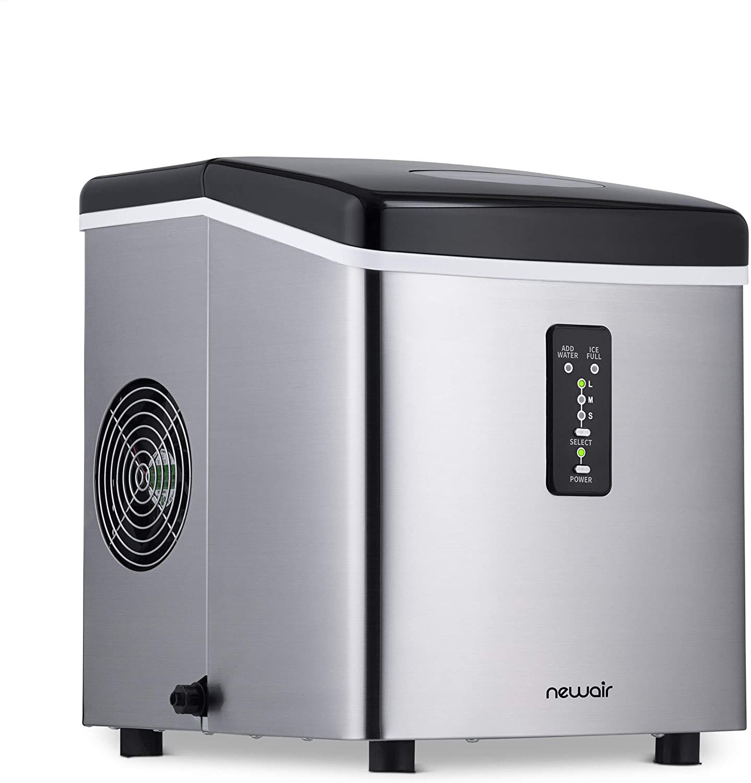 NewAir Countertop 28-Pound Ice Maker