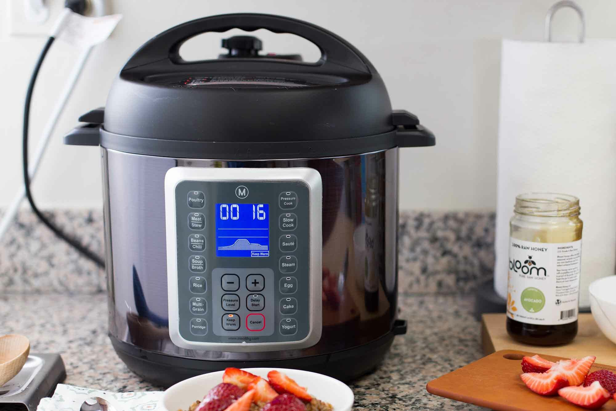 Convert Slow Cooker to Pressure Cooker