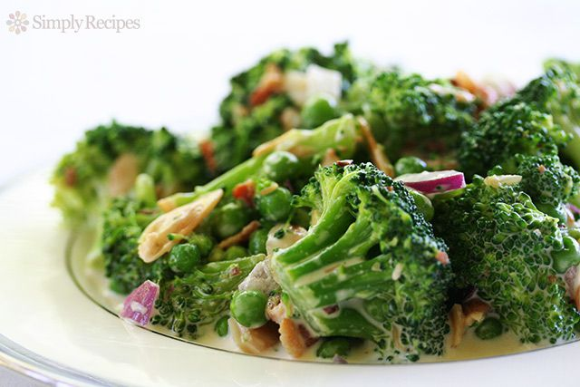 Broccoli Salad Great Picnic Recipe