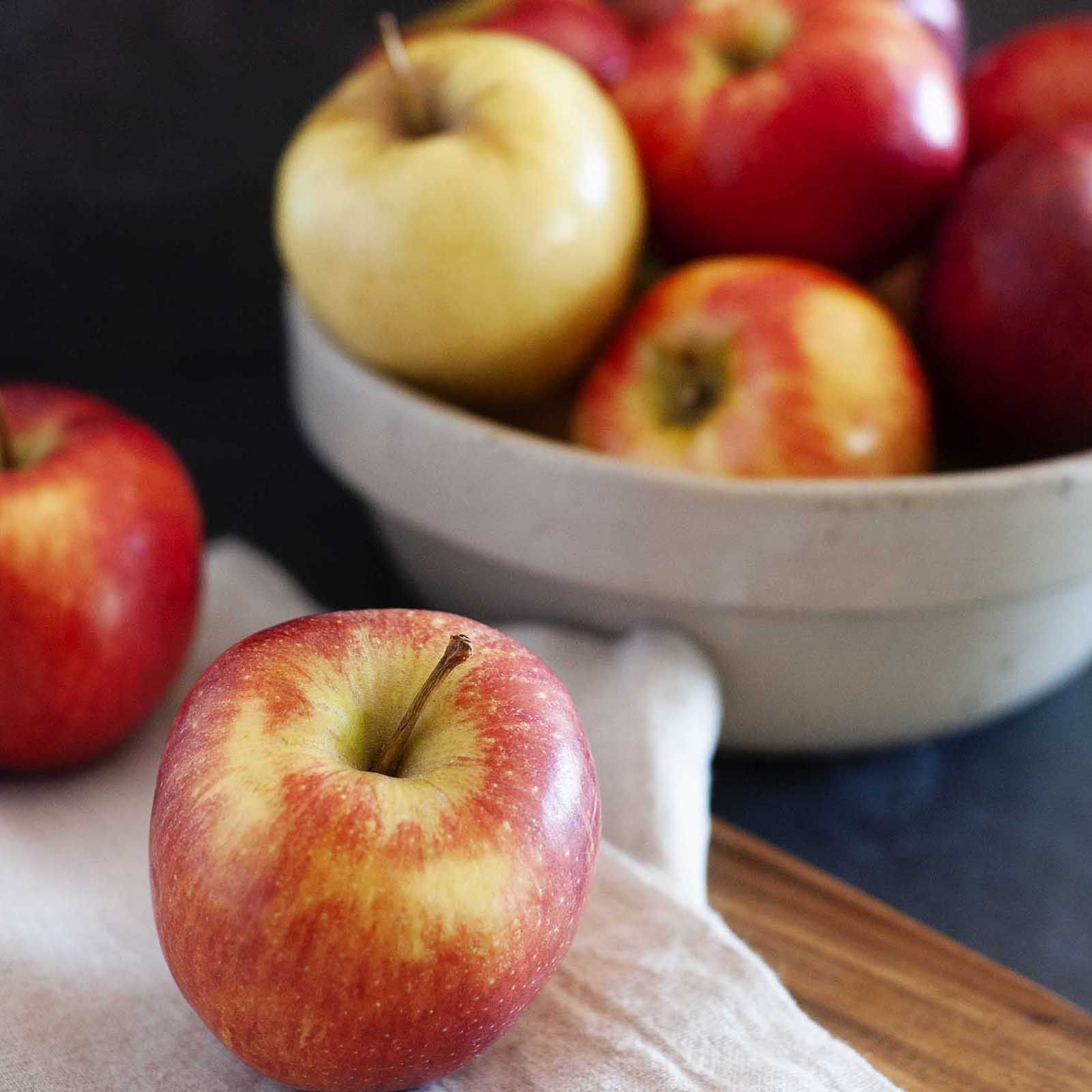 Fall Guide to the Best Baking Apples