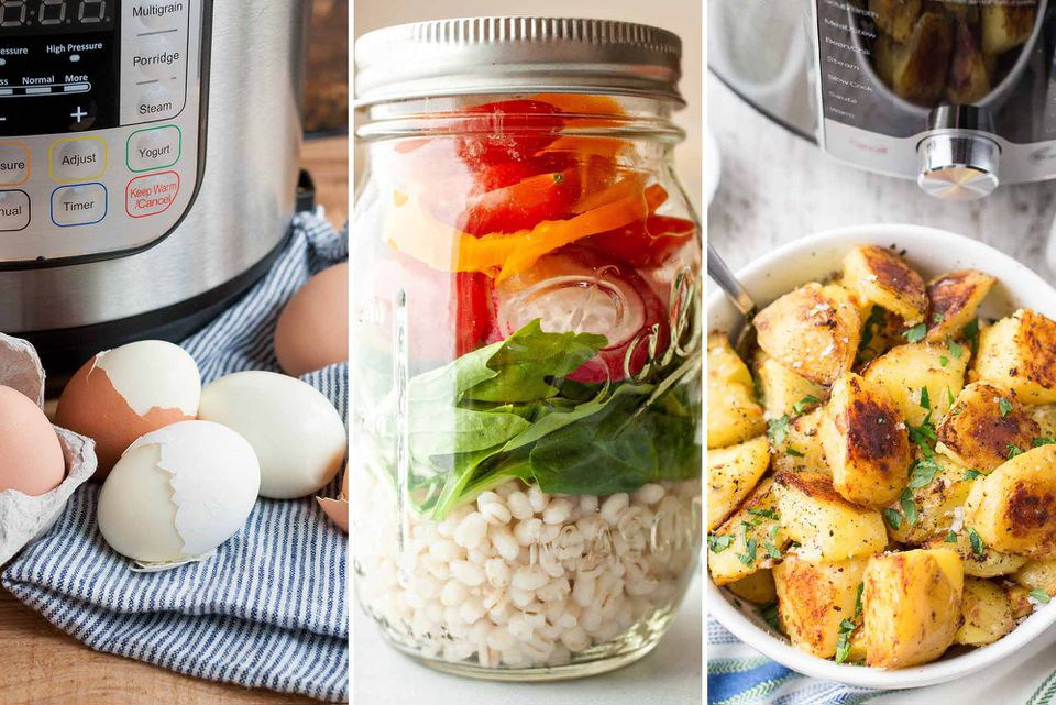 11 Ways to Meal Prep in the Instant Pot