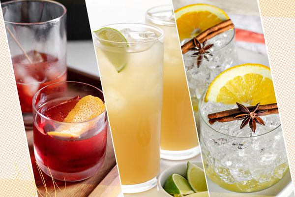 Festive Fall Cocktails