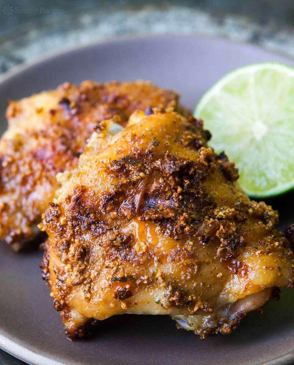 Spicy Garlic Cashew Chicken
