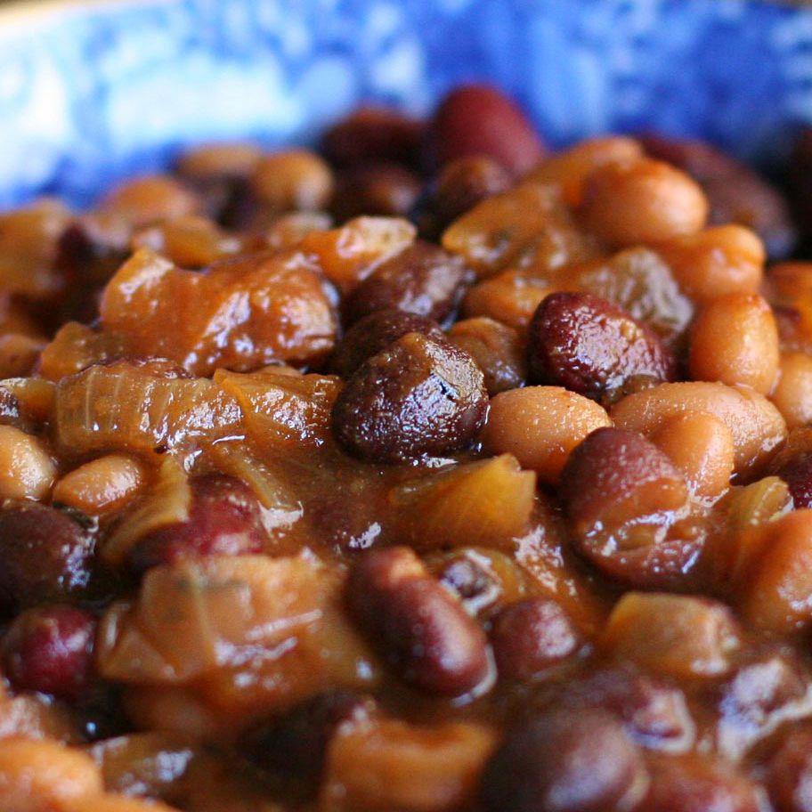 3 Bean Baked Beans