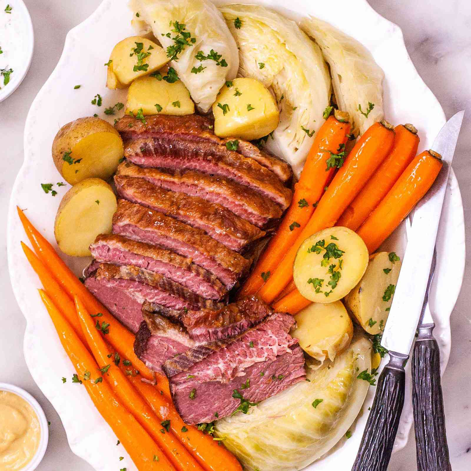Classic Corned Beef And Cabbage Recipe
