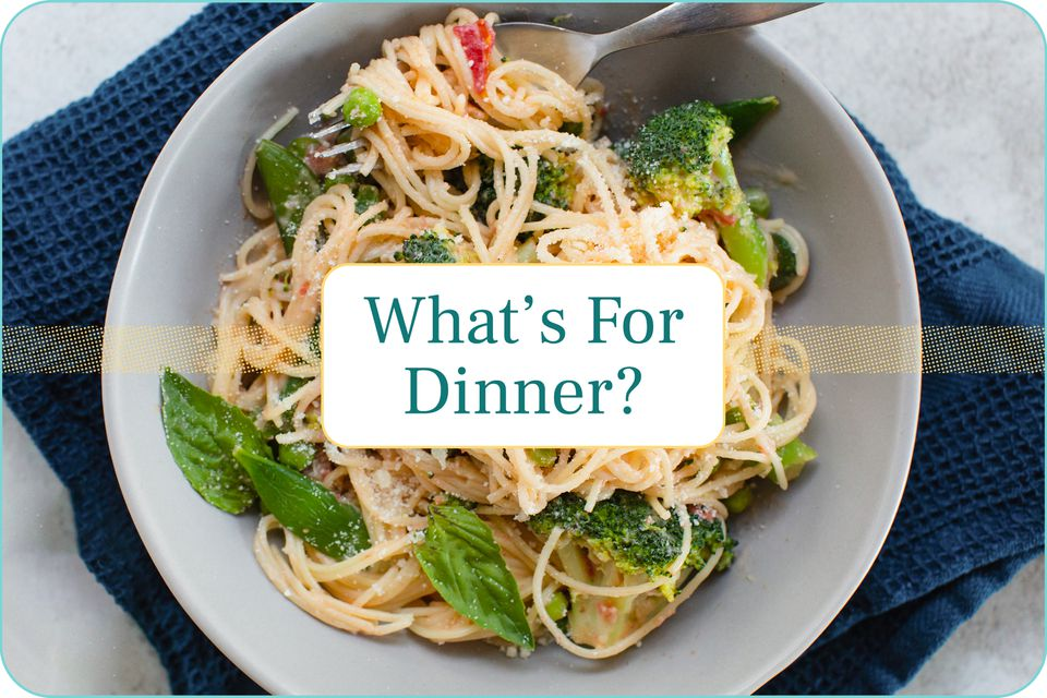 5 recipes for when you are in a dinner rut
