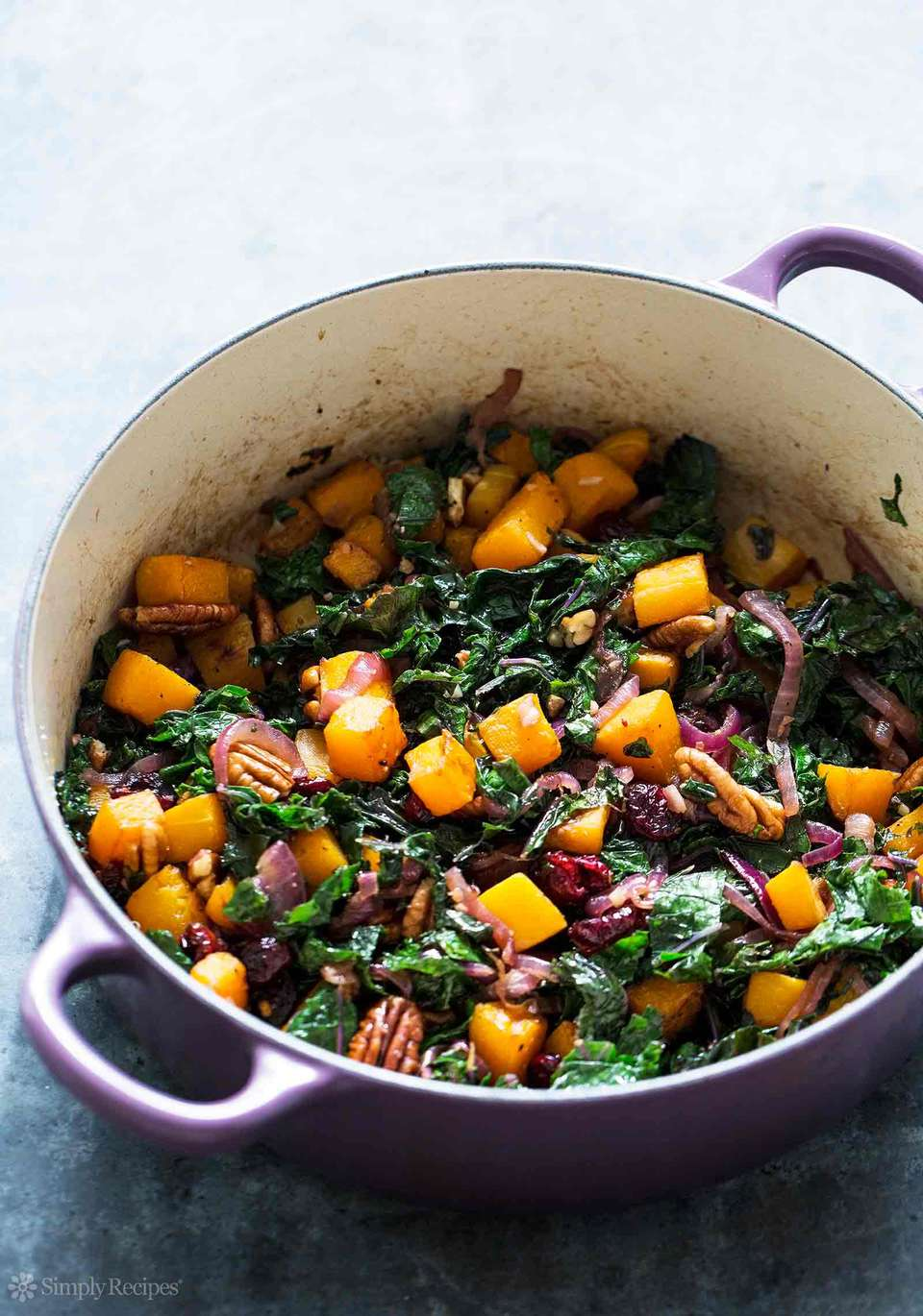 Roasted Butternut Squash Sauté